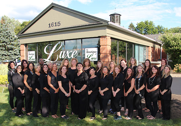 Luxe Spa Our Team