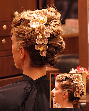 Rochester Luxe Updo