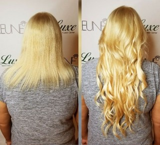 Hair Extensions . . . Are they right for you?