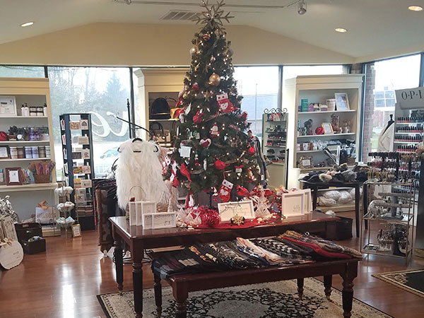 Luxe Boutique Christmas