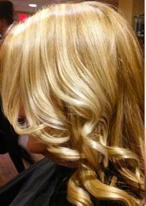 HAIR BONUS: Flat or Curling Iron Styling