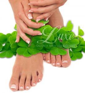Wellness Pedicure Special